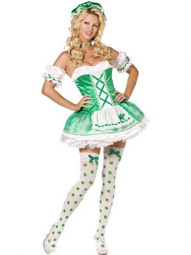 St Paddy's Day Kit' Fancy Dress (Smiffys 30348)